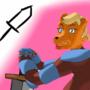 Traitor of mercenaries Rim the fox