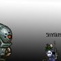 Shy guy of Death by Gpuk
