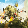 mecha-mammoth mayhem! by jouste