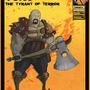epic battle axe-ian TONY by jouste