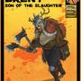 epic battle axe-ian Brent by jouste