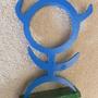 Meteos's blue devil guy by spiggy600