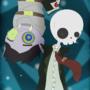 Batty&Death by ctrlaltd1337