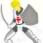 Knight Templar by Ryajin-Geki