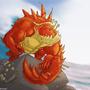 UltraPitchFork's Lobstocrab by jouste