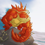 UltraPitchFork's Lobstocrab