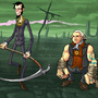 Blingcoln and Smashinghand