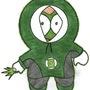 Kenny, The Green Lantern by Seanvin