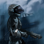 Crow ODST (COMMISSION)