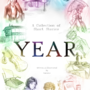 Cover art of my book, YEAR: A Collection of Short Stories