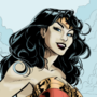 Wonder Woman By Marc F Huizinga PLUS color by me