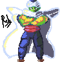 Pixel Piccolo