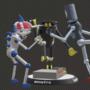 Giant Unused Robots