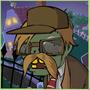 Bearded Zombie by olin-likes-wars