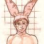 Bunny boy by Bullsik