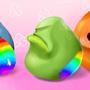 Rainbow Tongue by thomahawk