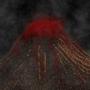 Volcano by BatteryCat