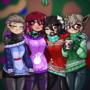 Stream Warmup: Christmas Sweaters