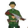 Various Soldiers