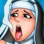 Commission_Possesed Nun