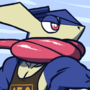 GRENINJA : Mad ninja throwing skillz