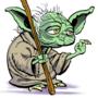 Baby Yoda New Year