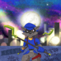 New Year 2020 with Sly Cooper