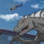 [Request] Plasma Girl And Godzilla