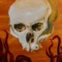 Skull oil