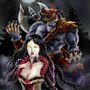 Beauty and the Beast by einharjar