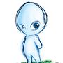Komp the little blue guy by CoreClock