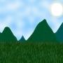 Grassland by BatteryCat