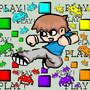 Pixel Odyssey by blazephoenix