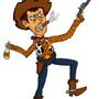 Woody?