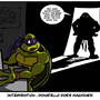 Intervention : Donatello