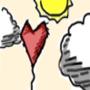 my heart in the sky