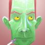 Green Gonzo by GrumpyTom