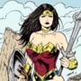 Wonder Woman by Robert Marzullo-FLAT