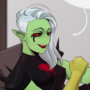 Contract with Horny Oni. Lord Dominator Part 1