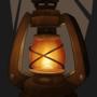 Lantern - Rendering style