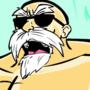 Max-Power Master Roshi