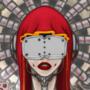 Cyberpunk selfie