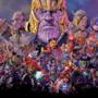 Avengers Infinity Saga - Tribute Fanart
