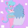 Cupcake The Cat For Pandadough :3