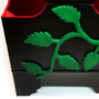 Vine-clad chest
