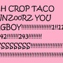 Ginyu likes teh Taco by Jalopey