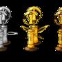 Trophies in Pixelart!