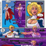 Power Girl v Hypnos pg2