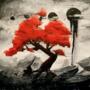 Red ass tree