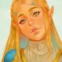 Zelda - FANART